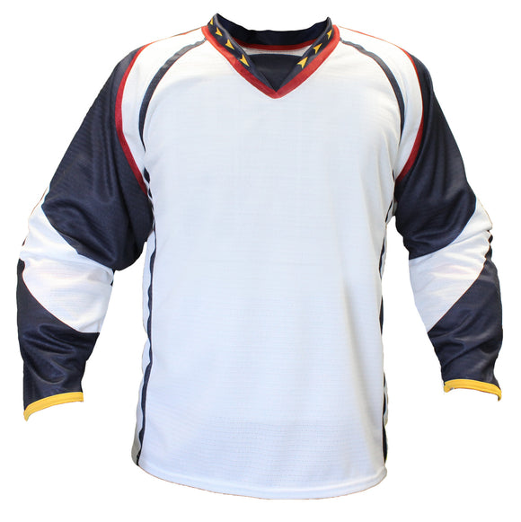 SP Apparel Evolution Series Atlanta Thrashers White Sublimated Hockey Jersey - PSH Sports