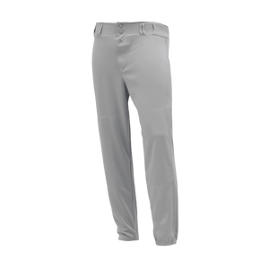 Athletic Knit (AK) BA1380 Grey Pro Baseball Pants