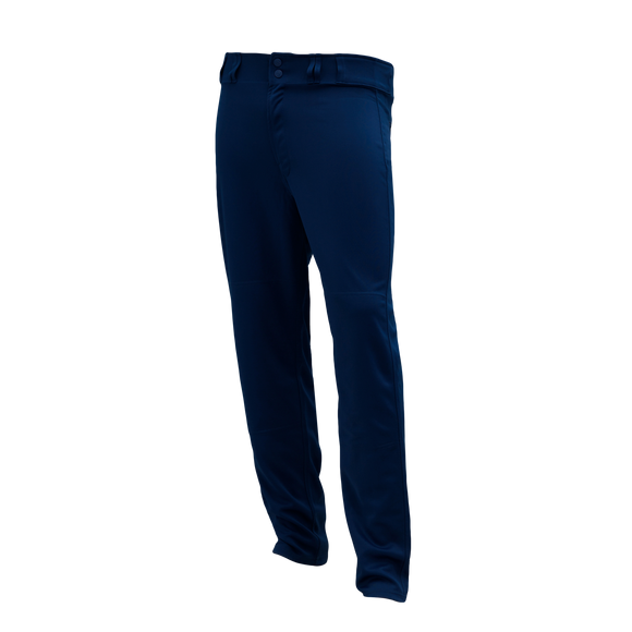Athletic Knit (AK) BA1390-004 Navy Pro Baseball Pants