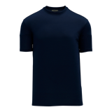 Athletic Knit (AK) BA1800-004 Navy Pullover Baseball Jersey