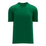 Athletic Knit (AK) BA1800-007 Kelly Green Pullover Baseball Jersey