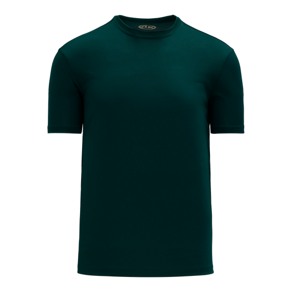 Athletic Knit (AK) BA1800-029 Dark Green Pullover Baseball Jersey