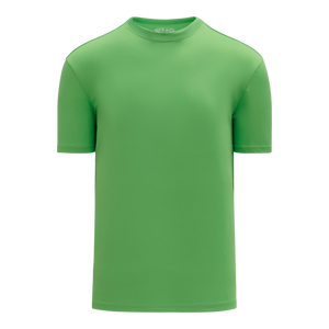 Athletic Knit (AK) BA1800-031 Lime Green Pullover Baseball Jersey