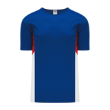 Athletic Knit (AK) S563 Royal Blue/Red/White Soccer Jersey