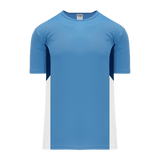 Athletic Knit (AK) S563 Sky Blue/Navy/White Soccer Jersey