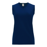 Athletic Knit (AK) BA635L-004 Ladies Navy Softball Jersey