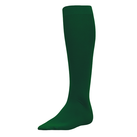 Athletic Knit (AK) BA90 Dark Green Baseball Socks