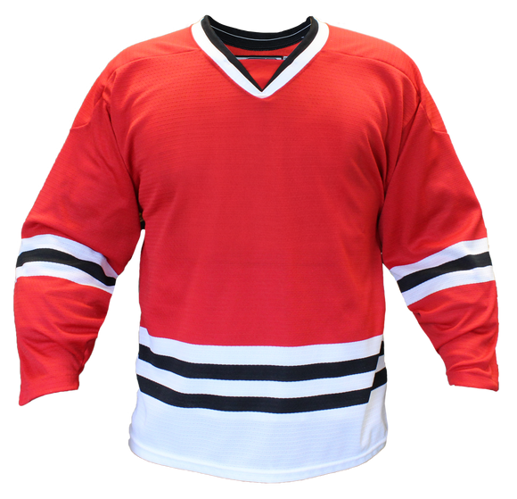 SP Apparel Evolution Series Chicago Blackhawks Red Hockey Jersey - PSH Sports