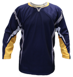SP Apparel League Series 2008 Buffalo Sabres Navy Sublimated Hockey Jersey - PSH Sports