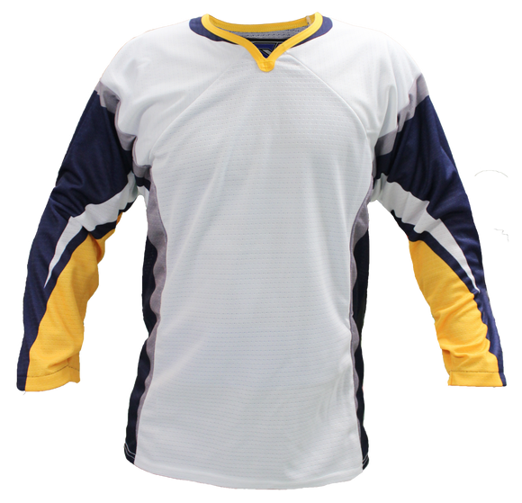 SP Apparel League Series 2008 Buffalo Sabres White Sublimated Hockey Jersey - PSH Sports