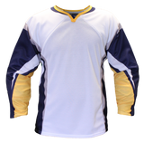 SP Apparel Evolution Series Buffalo Sabres White Sublimated Hockey Jersey - PSH Sports