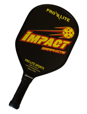 PRO-LITE Impact Graphite Pickleball Paddle - PSH Sports - 1