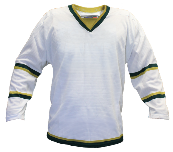 SP Apparel Evolution Series Dallas Stars White Hockey Jersey - PSH Sports