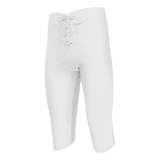 Athletic Knit (AK) F205-000 White Pro Football Pants