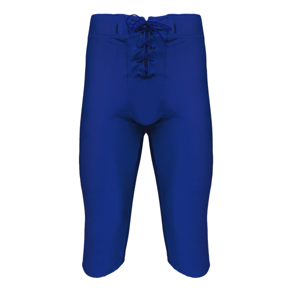 Athletic Knit (AK) F205 Royal Blue Pro Football Pants