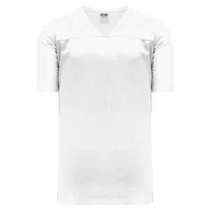Athletic Knit (AK) F810 White Pro Football Jersey