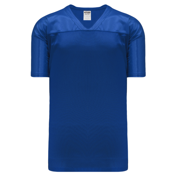 Athletic Knit (AK) F810 Royal Blue Pro Football Jersey