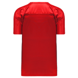Athletic Knit (AK) F810 Red Pro Football Jersey