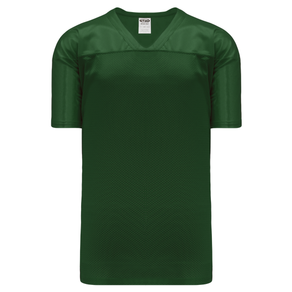 Athletic Knit (AK) F810 Forest Green Pro Football Jersey