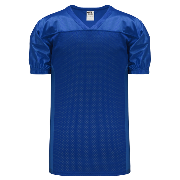 Athletic Knit (AK) F820 Royal Blue Pro Football Jersey