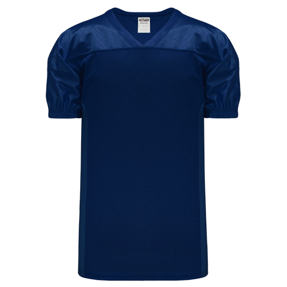 Athletic Knit (AK) F820 Navy Pro Football Jersey