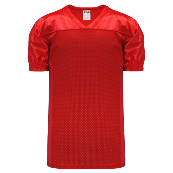 Athletic Knit (AK) F820 Red Pro Football Jersey