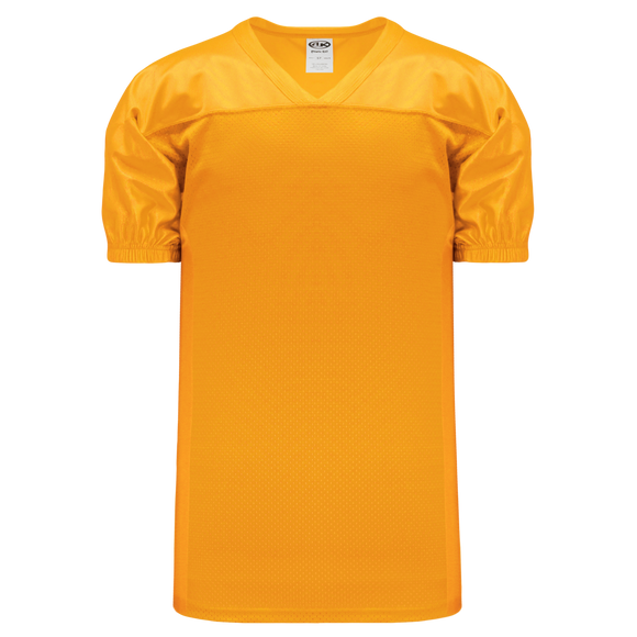 Athletic Knit (AK) F820 Gold Pro Football Jersey