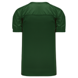 Athletic Knit (AK) F820-011 Forest Green Pro Football Jersey