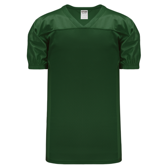 Athletic Knit (AK) F820 Forest Green Pro Football Jersey