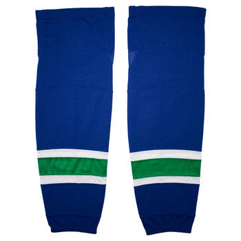 Firstar Stadium Pro Mesh Ice Hockey Socks - Vancouver Canucks - PSH Sports