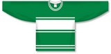 Athletic Knit (AK) H550A New Toronto Maple Leafs Third White (St. Pats throwback) Hockey Jersey - PSH Sports