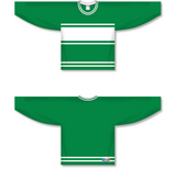 Athletic Knit (AK) H550A New Toronto Maple Leafs Third White (St. Pats throwback) Hockey Jersey