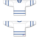 Athletic Knit (AK) H550A New Toronto Maple Leafs White Hockey Jersey - PSH Sports