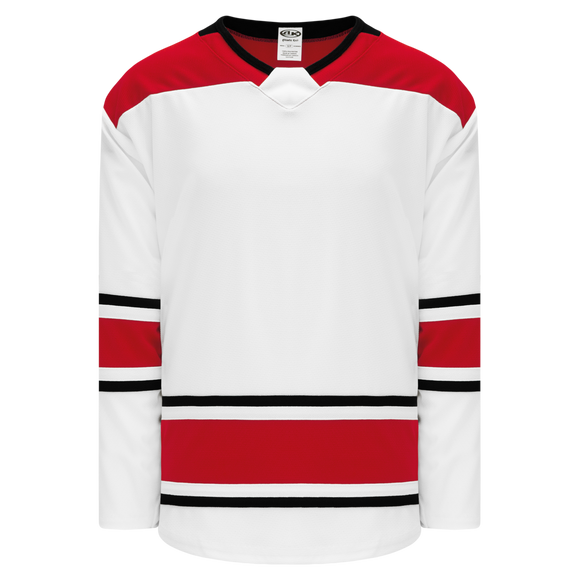 Athletic Knit (AK) H550B-CAR533B 2017 Carolina Hurricanes White Hockey Jersey