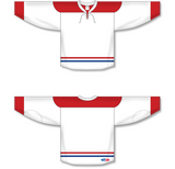 Athletic Knit (AK) H550B 2015 Montreal Canadiens White Hockey Jersey - PSH Sports