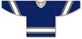 Athletic Knit (AK) H550B University of Notre Dame Fighting Irish Navy Hockey Jersey - PSH Sports