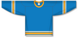 Athletic Knit (AK) H550B 2016 St. Louis Blues Winter Classic Blue Hockey Jersey - PSH Sports