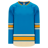Athletic Knit (AK) H550BA-STL557B New Adult 2016 St. Louis Blues Winter Classic Blue Hockey Jersey