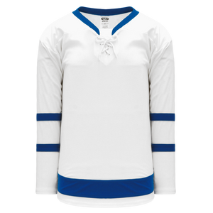 Athletic Knit (AK) H550BA-TOR205B Adult 2016 Toronto Maple Leafs White Hockey Jersey