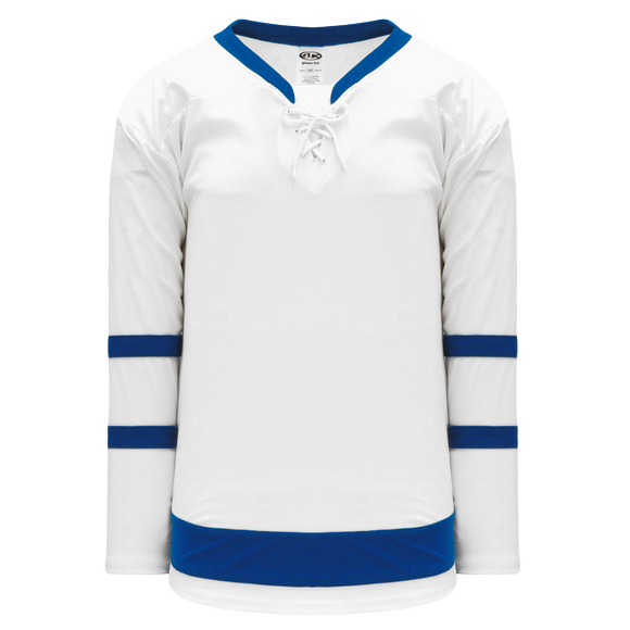 Athletic Knit (AK) H550B-TOR205B 2016 Toronto Maple Leafs White Hockey Jersey