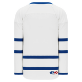 Athletic Knit (AK) H550B-TOR519B New 2011 Toronto Maple Leafs White Hockey Jersey