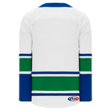 Athletic Knit (AK) H550BA-VAN379B Adult 2017 Vancouver Canucks White Hockey Jersey