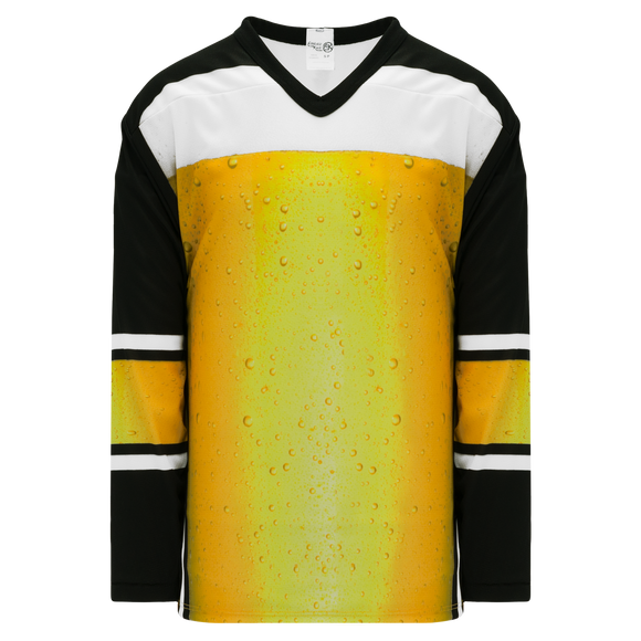 Athletic Knit (AK) H550CA-ALE775C Sublimated Adult Ale Hockey Jersey