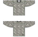 Athletic Knit (AK) H550C Sublimated Digital Camouflage Hockey Jersey - PSH Sports