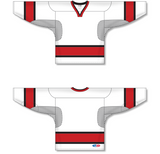 Athletic Knit (AK) H550C 2002 Team Canada White Hockey Jersey - PSH Sports