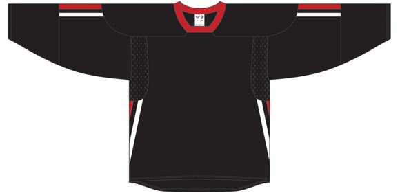 Athletic Knit (AK) H550C 2006 Team Canada Black Hockey Jersey - PSH Sports