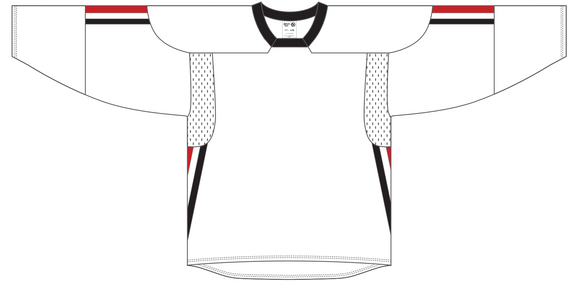 Athletic Knit (AK) H550C 2006 Team Canada White Hockey Jersey - PSH Sports