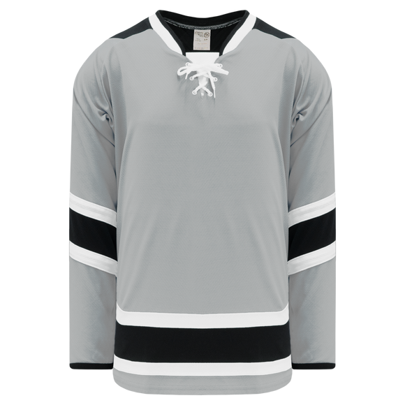 Athletic Knit (AK) H550C-LAS954C Los Angeles Kings Stadium Series Grey Hockey Jersey