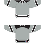 Athletic Knit (AK) H550C Los Angeles Kings Stadium Series Grey Hockey Jersey - PSH Sports