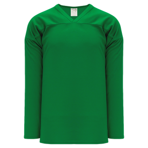 Athletic Knit (AK) H6000Y-007 Youth Kelly Green Practice Hockey Jersey